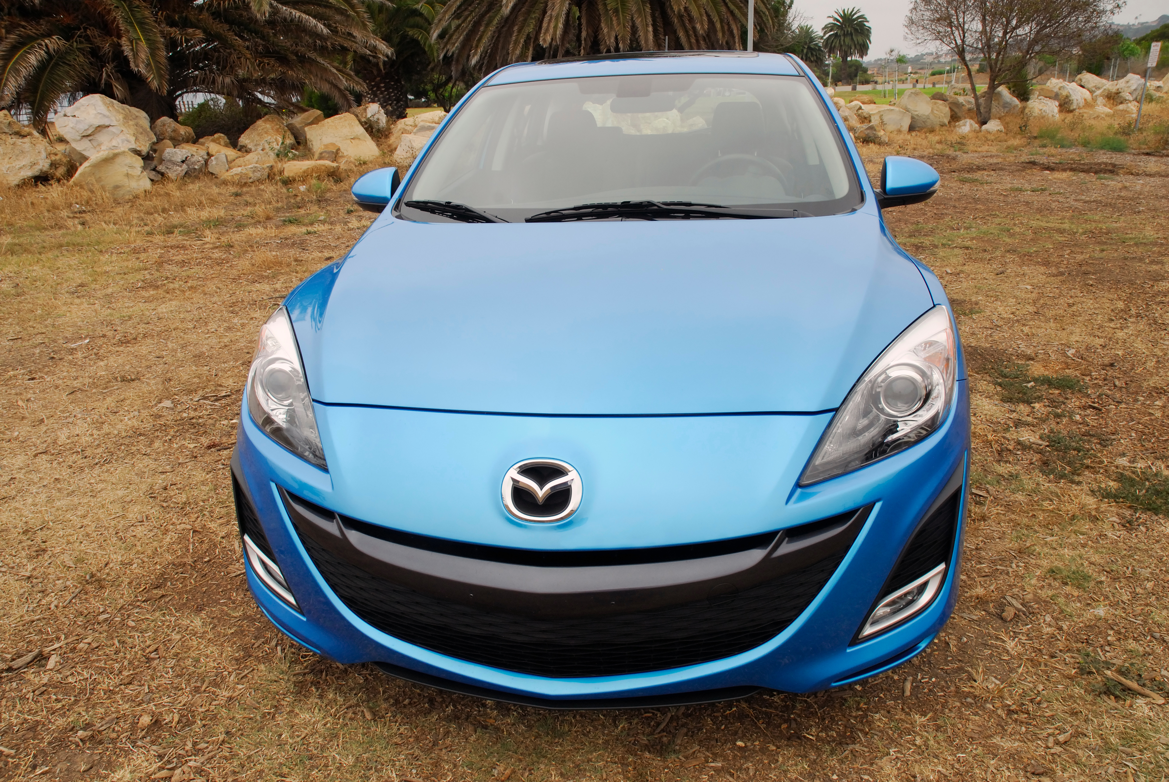 which positioning should mazda adopt for