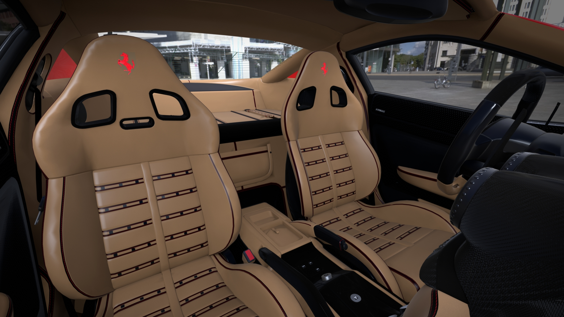 exterior and interior rendered in Autodesk VRED 2015 « Car Design TV
