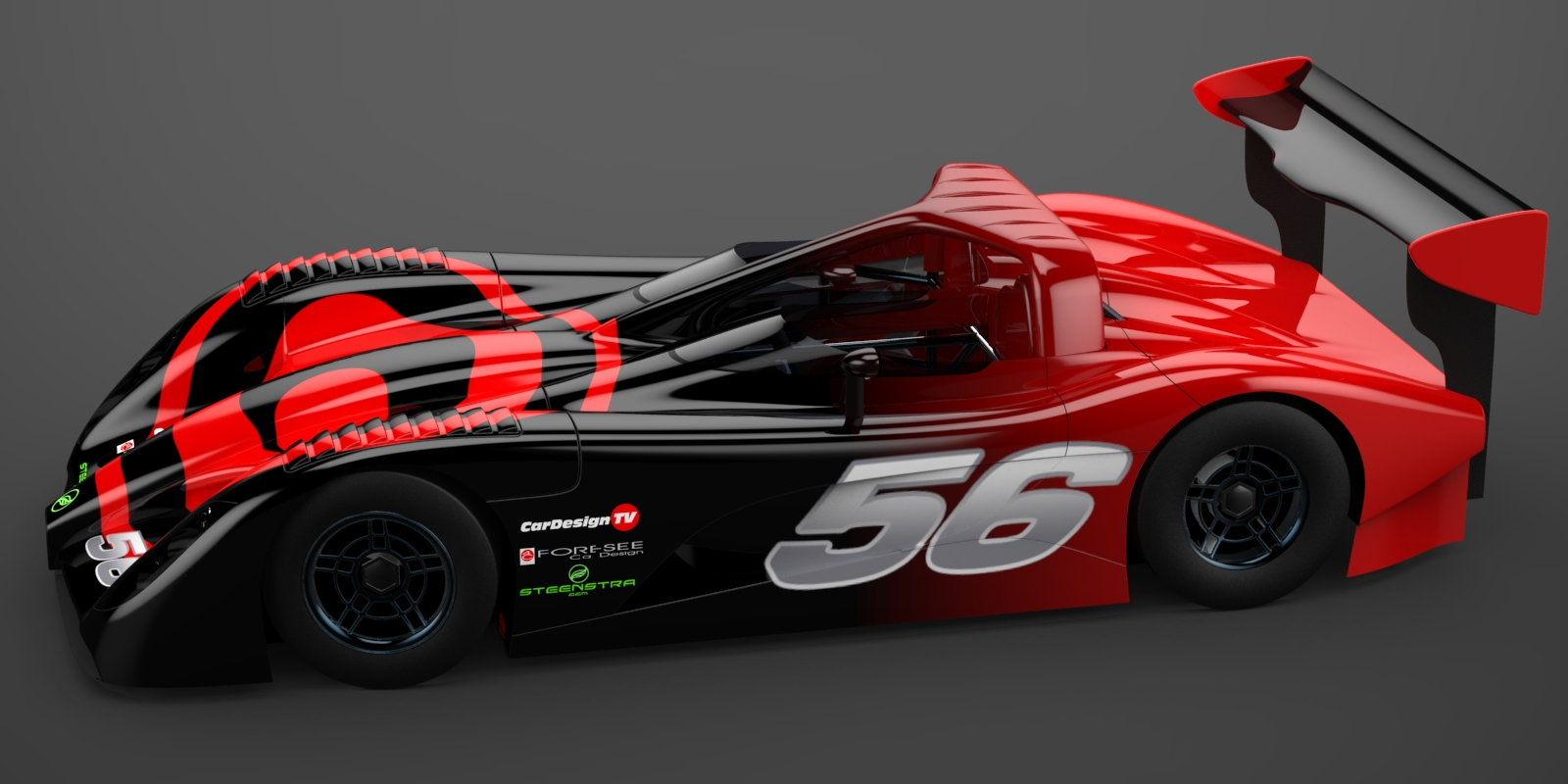 Designing A Safe And Affordable Endurance Race Car For Amateurs